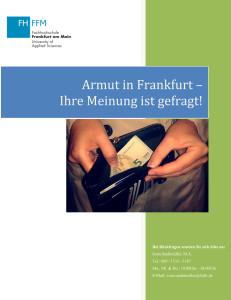 Rahmenfragebogen: